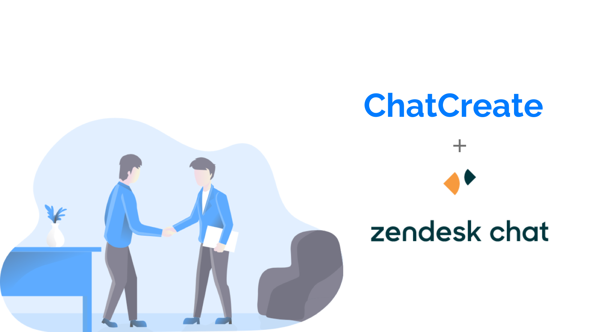 How to connect your Zendesk account to ChatCreate